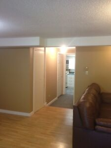 Bachelor apartment for rent!