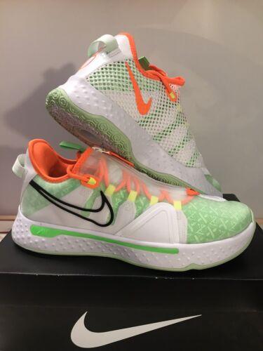 Nike PG 4 G Gatorade All Star Basketball Shoes CD5078 100 Wh