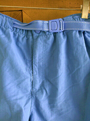 "BP DOUBLE satin panties inside panties BN baby pink SSX 3 waist to 38/"""
