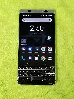 Blackberry Keyone 32GB Black BBB100-1 (Unlocked) GSM World Phone VG253