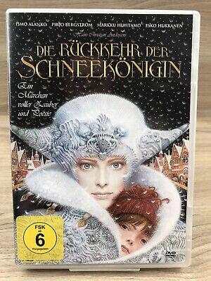 DVD • Die Rückkehr der Schneekönigin #K68