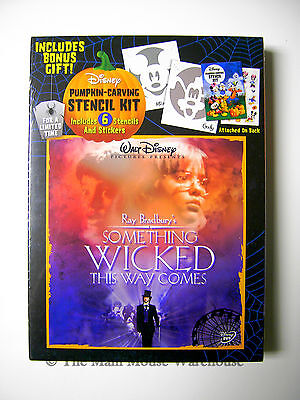 Something Wicked This Way Comes Disney Halloween Movie DVD Pumpkin Carving Kit](Halloween Movie Pumpkin Carving)