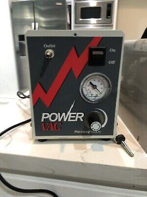 Precision Medical Power Vac Aspirator Suction Pump Model Pm61