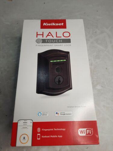 Halo Touch Venetian Traditional Fingerprint Wi-Fi  Smart Lock