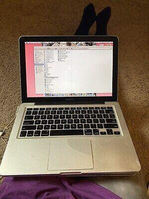 """Apple MacBook Pro A1278 13.3""""  (April, 2010) - Customized"""