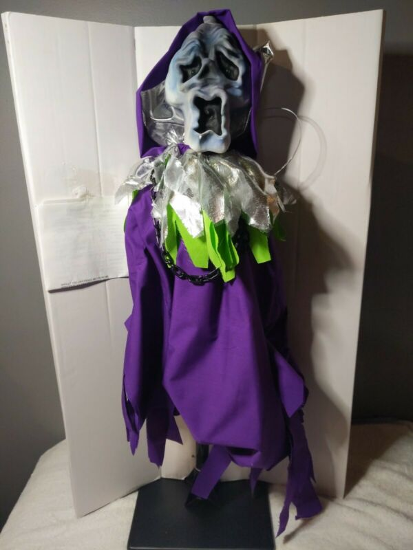 1998 Holiday Creations Halloween Boogey People:  Boogey Ghost in Box 26in