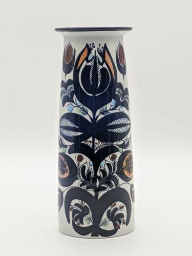 "Royal Copenhagen Fajance Berte Jessen 10"" Vase"