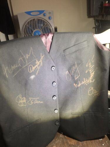 Genuine Snooker Signed Waistcoat