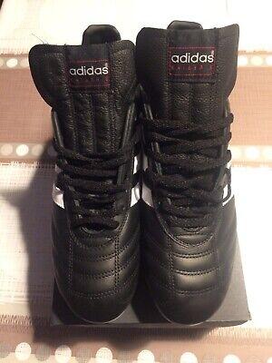 Adidas kaiser 5 FG football boots size 8 new