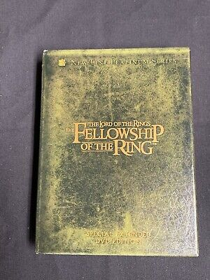 Lord Of The Rings: Fellowship Of The Ring - 4-Disc Special Extended DVD Edition