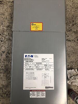 Eaton Mini Power Center P48g11c07cu 480 - 240 X 120240 12 Circuit