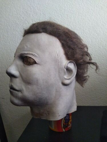 Michael Myers Hero Mask DIY Nitram Productions