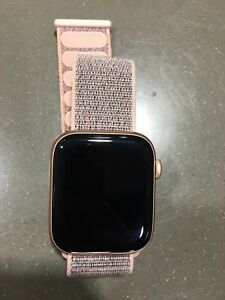 Apple watches series 4 44mm (GPS+LTE)