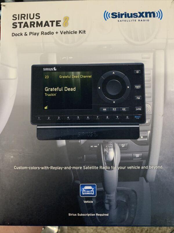 Sirius XM Radio Starmate 8 For SiriusXM Satellite Radio Receiver