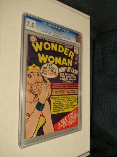 Wonder Woman # 159 CGC (7.5) 1966