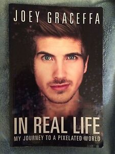 In Real Life My Journey To A Pixelated World Joey Graccefa Manly Vale Manly Area Preview