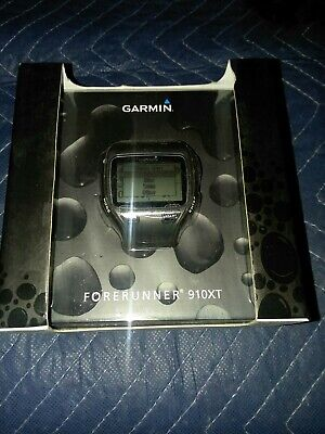 New GARMIN FORERUNNER 910XT GPS SPORT WATCH 010-00741-20