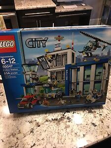Lego City Police Starion