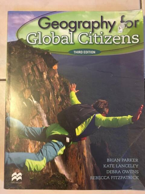 Geography global citizens third edition textbooks gumtree geography global citizens third edition textbooks gumtree australia ryde area west ryde 1160992446 sciox Images