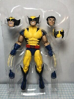 Marvel Legends Wolverine Loose Complete from Jean Grey 3 Pack