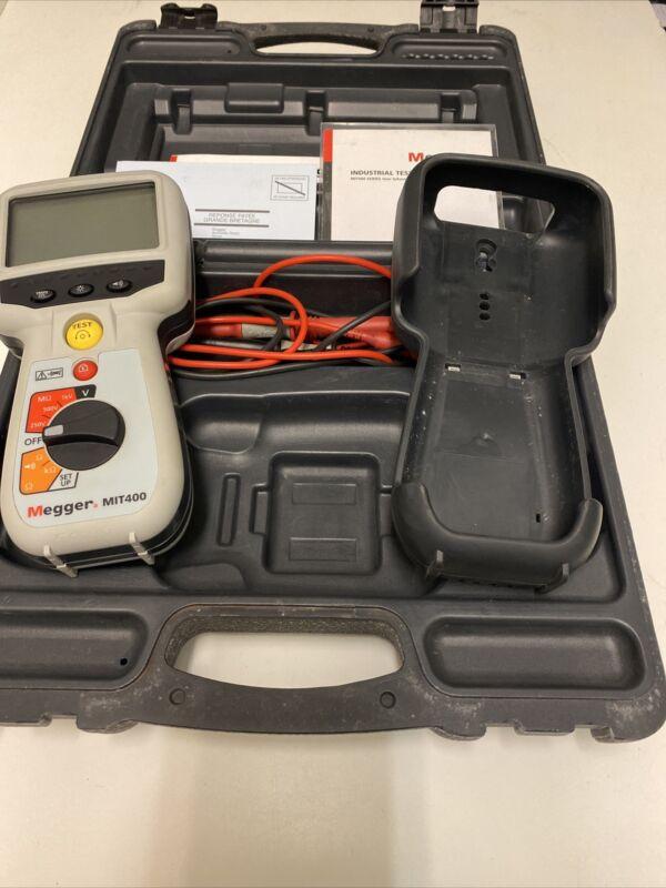 Megger Insulation Tester MIT400