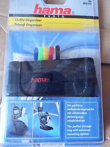 Hama Tripod Organiser 005135 storage solution for your tripod accesssories