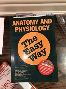 Anatomy & physiology the easy way