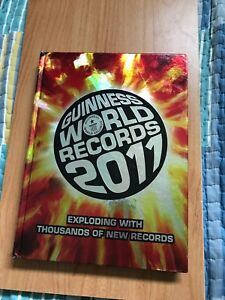 Guinness world records books for sale!!!