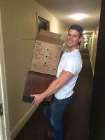 J.O.J. Moving Pros! 2 Movers for $50/hour!