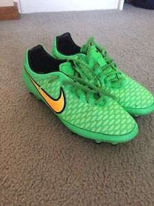 Nike Football boots size 9.5 Athelstone Campbelltown Area Preview
