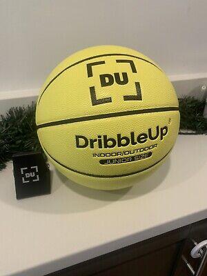 DRIBBLE UP SMART BASKETBALL JUNIOR Size Indoor/Outdoor Basketball