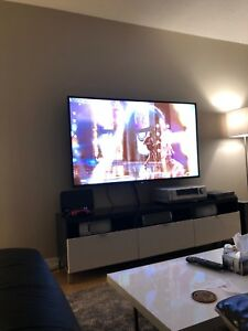 Sony 65 inch 4K tv Android tv built in