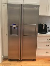 Samsung 702Lt Side by Side Refrigerator Rozelle Leichhardt Area Preview