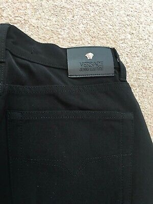 Mens Vintage Versace Jeans Couture Trousers W30