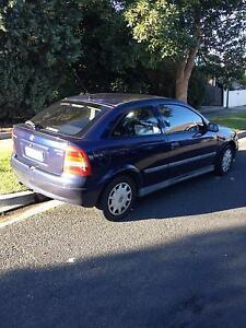 2001 Holden Astra Hatchback Bentleigh East Glen Eira Area Preview