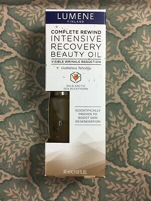 Lumene Complete Rewind Intensive Recovery Beauty Oil 1.0 Ounce
