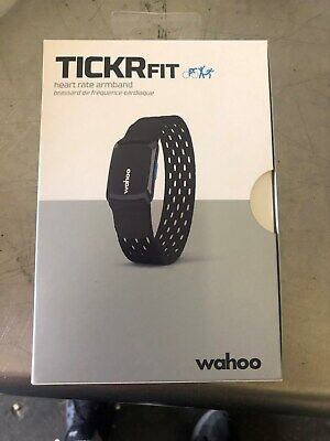 WAHOO TICKR FIT HEART RATE ARMBAND NEW in BOX!!!!!