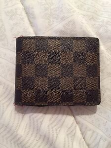 Louis Vuitton Wallet and Belt