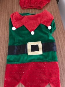 CHRISTMAS DOG JACKETS - NEW -3 different designs