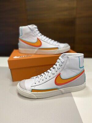 Nike Blazer Mid 77 Infinite / White Kumquat / UK7 / Free...