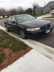 2001 Cadillac STS,