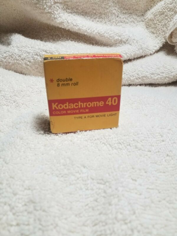 Kodachrome 40 Color Movie Film For Movie Light 25ft KMA 459 7.5m