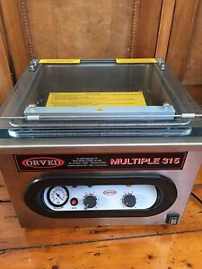 Orved 315 Commercial Vacuum Sealer White Gum Valley Fremantle Area Preview
