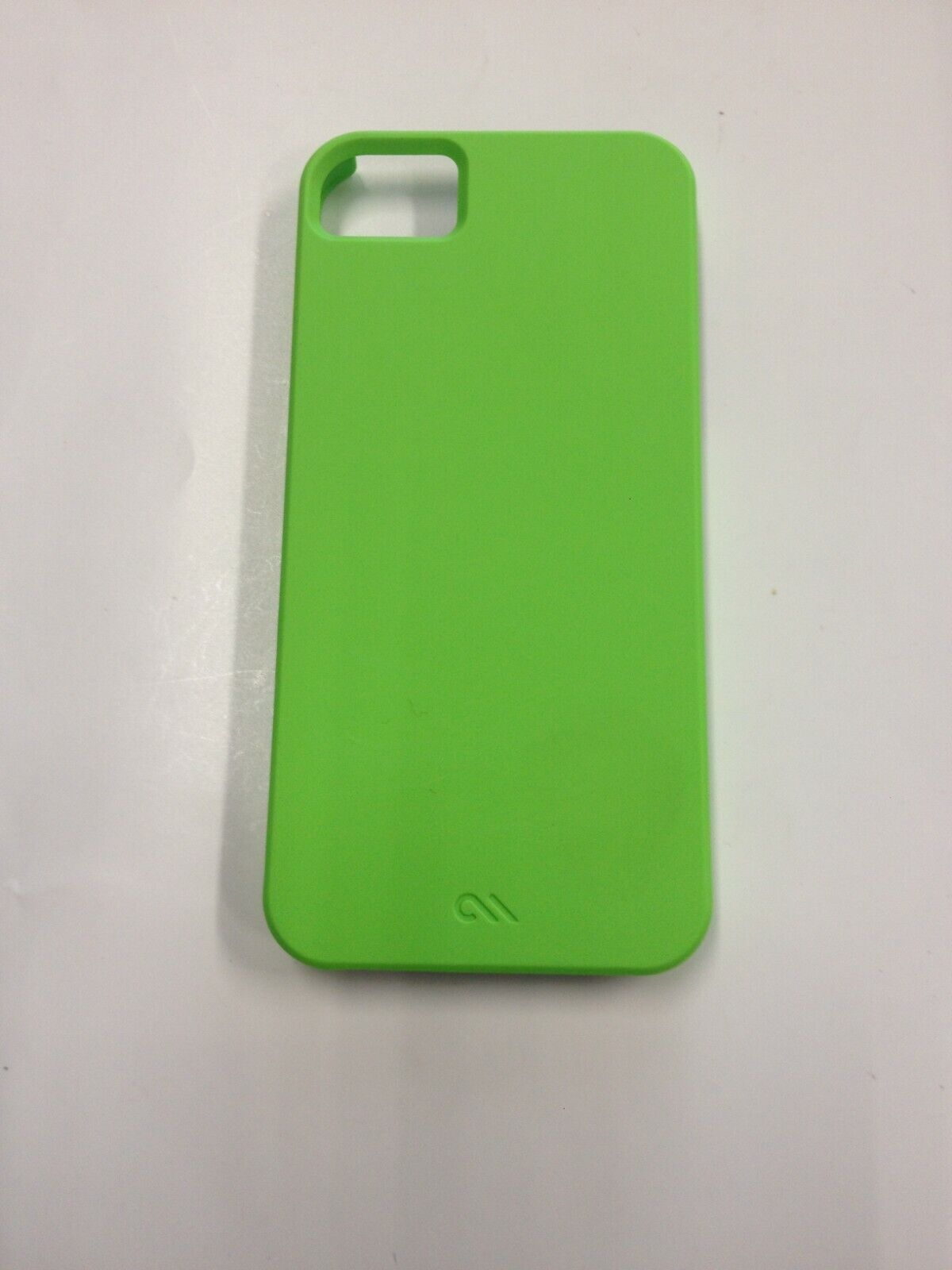 Case-Mate BT Barely There Case for Apple iPhone 5 (Green) -CM022885-