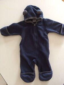 Columbia fleece outerwear 6-12 months