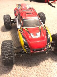 Traxxas rustler pretty much brand new