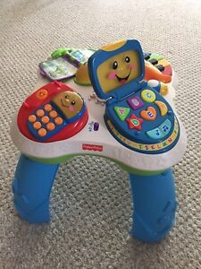 Fisher price laugh n learn