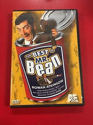 The Best of Mr. Bean (DVD, 2006) USED VGC