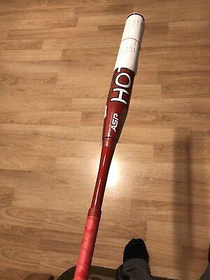NIW 26 Oz Miken Hot Sauce Slowpitch Softball Bat. Have Return and Receipt