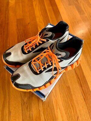 Reebok Zigtech Custom Ordered SF Giants Black Grey Orange Mens 11